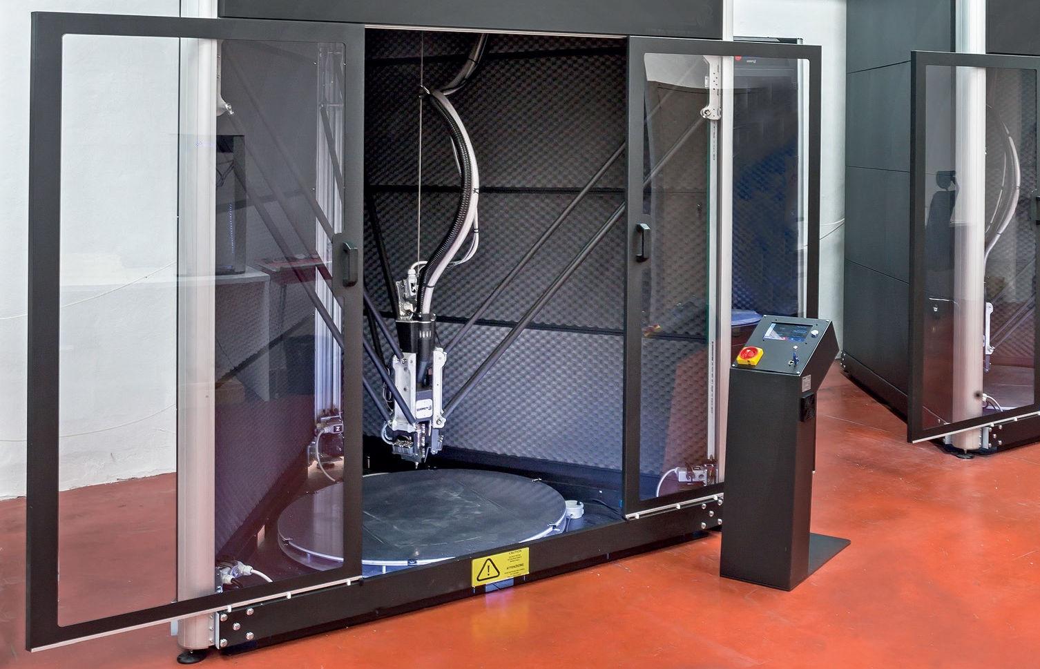 sognarte tecnologia stampa 3D