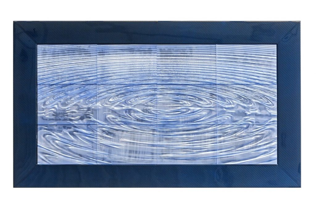 3d paintings home furnishing picture relax carbon fiber frame 125x73 cm LG Art 10