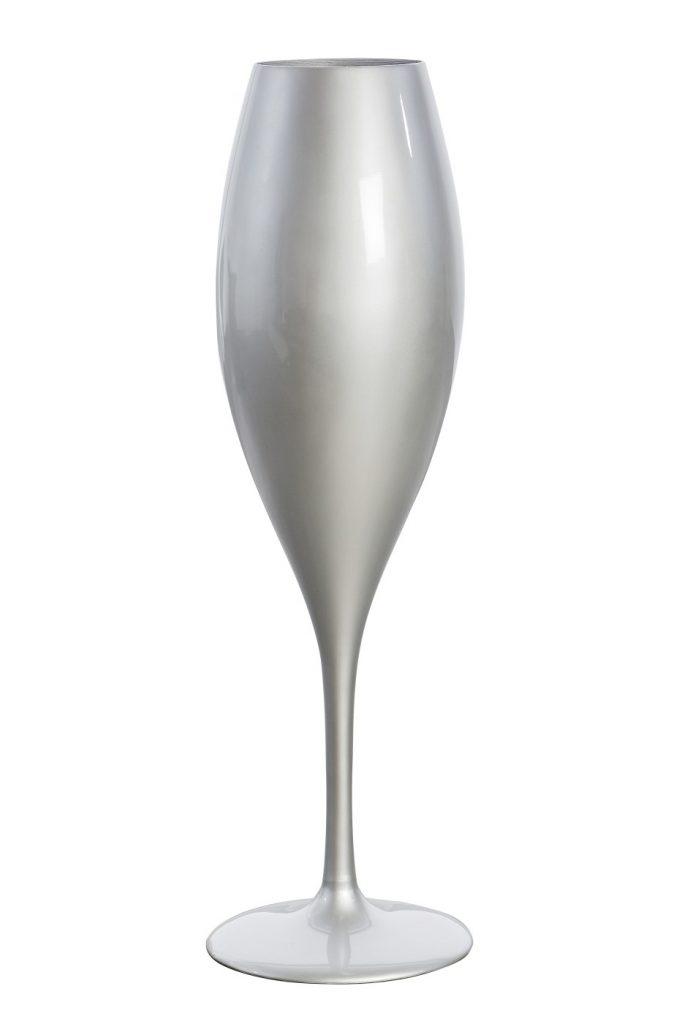 complementi di arredo design arredare casa Art 28 Flute Argento LG