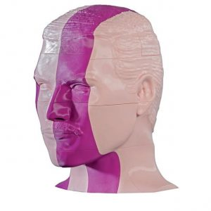 decorative busts home furnishing Freddie 54x33x44 cm thumb Art 01
