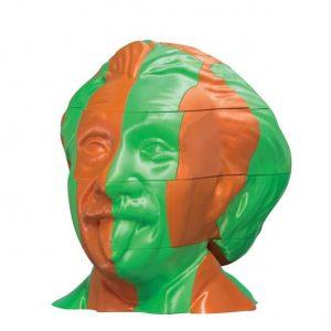 decorative busts home furnishing Genio 50x43x50 cm thumb Art 02