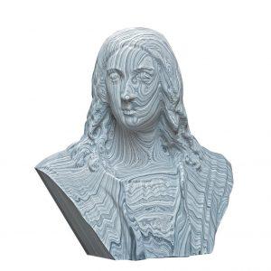 decorative busts home furnishing Raffaello 84x22x78 cm thumb Art 04