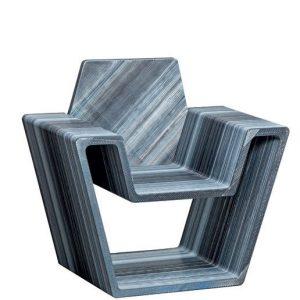 design furniture homes armchair Impero 80x88x48 cm thumb Art 51