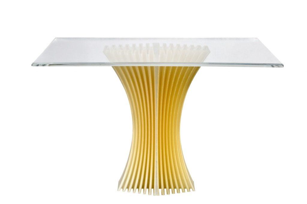 design furniture homes table Billy 80x130x130 cm LG Art 40