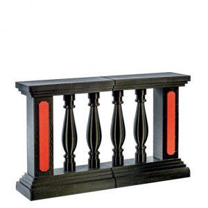 design home furnishing accessories balustrade 100x160x38 cm thumb Art 21