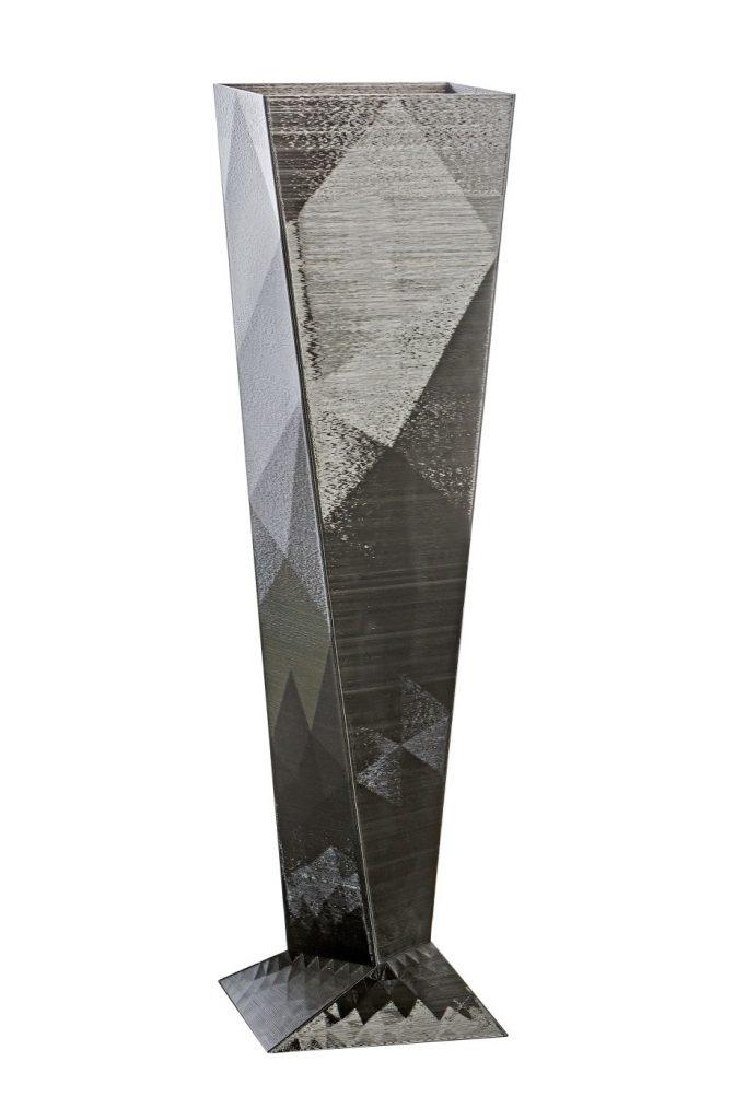 design home furnishing accessories vase Euclide 140x37x37 cm LG Art 34