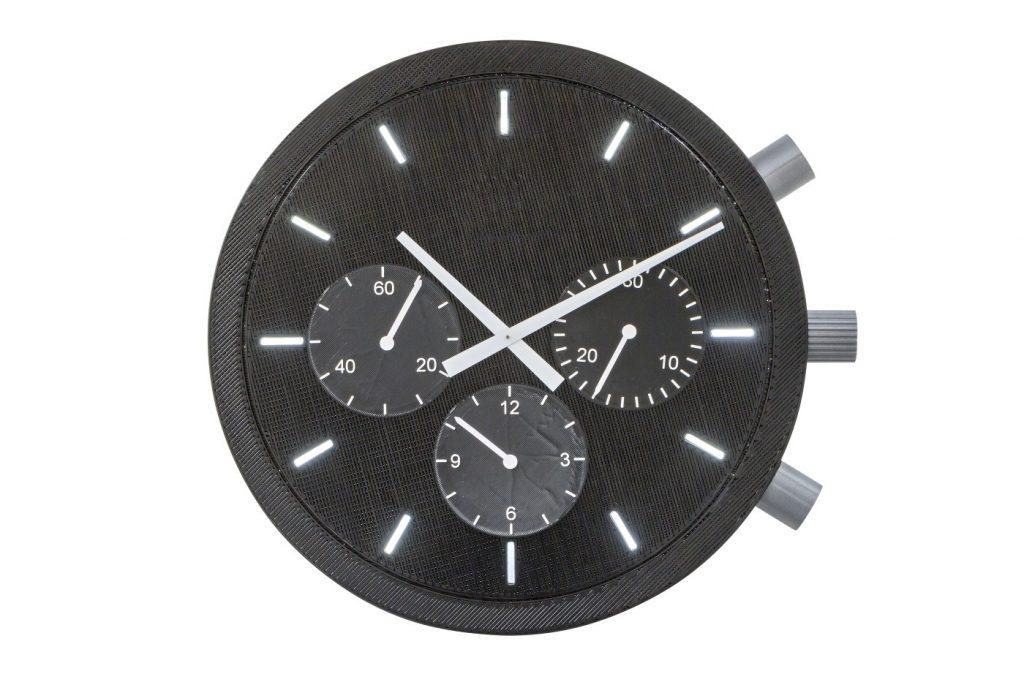 design lighting home furnishing clock backlit  85 cm LG Art 23