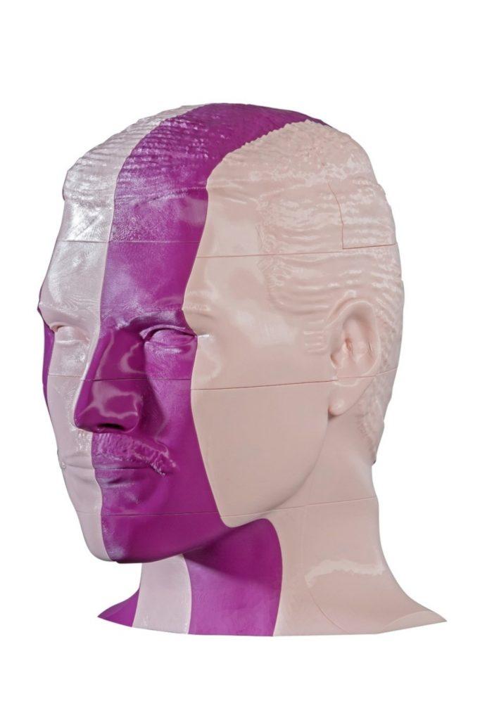 decorative busts home furnishing Freddie 54x33x44 cm Art 01 new