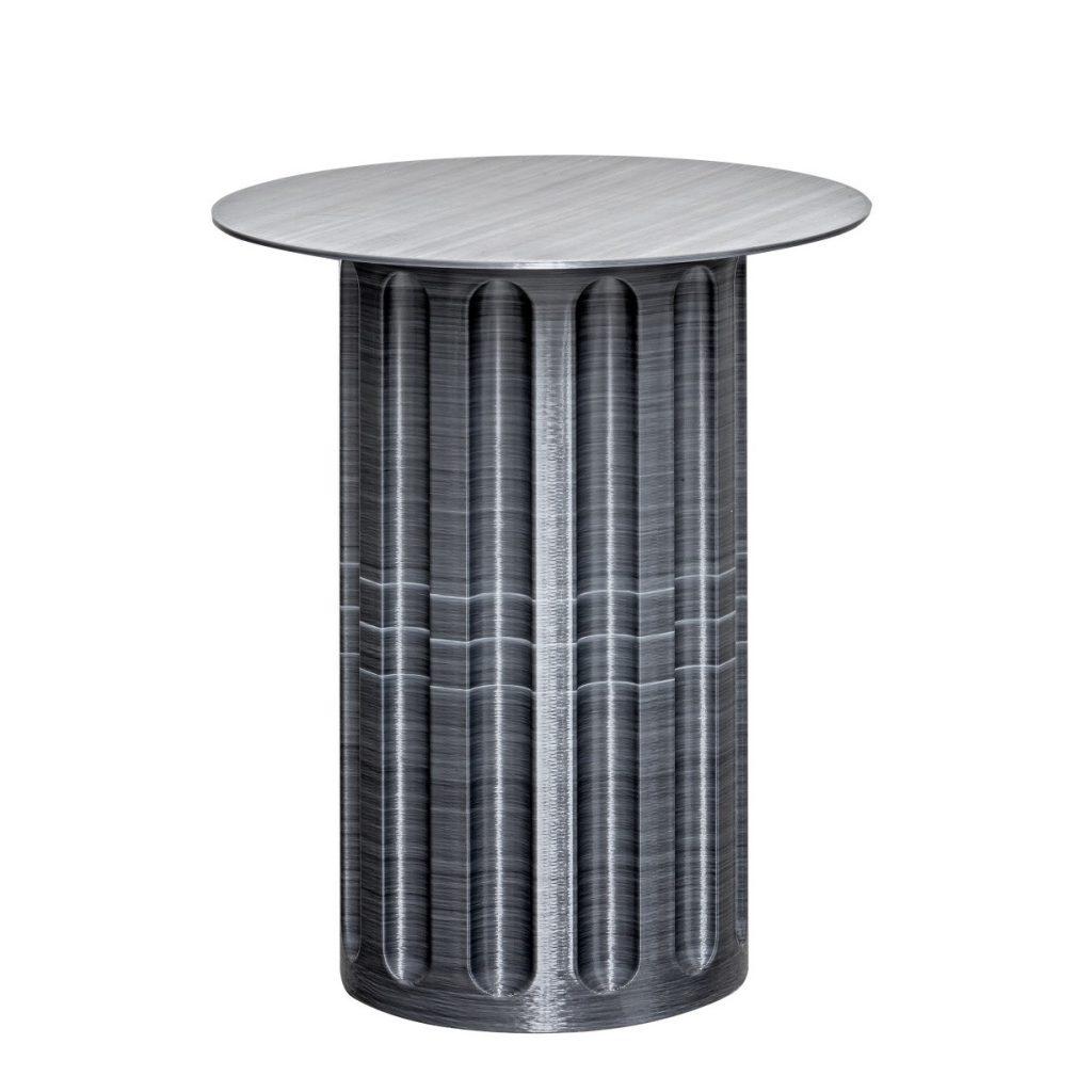 design furniture homes coffee table Round 73x60 cm Art 45
