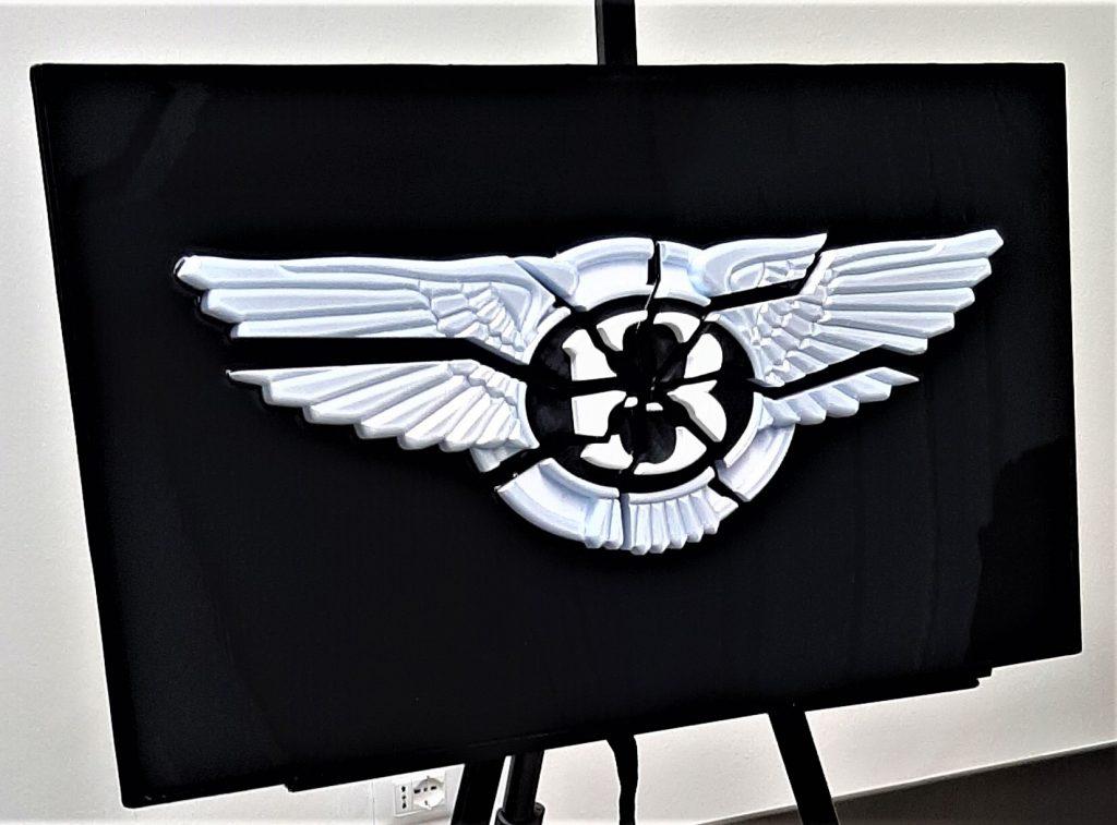 automotive brand crash Bentley crash