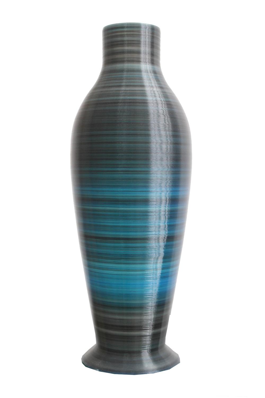Vasi design made in Italy | Vaso Kartell Blu chiaro