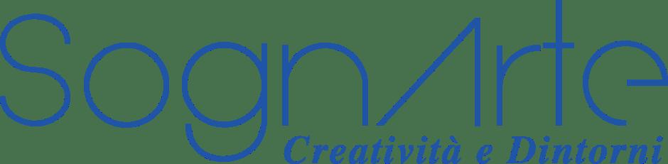 Main logo Sognarte blu new